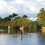 Atividades no rio Maragogi