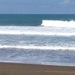 Surfing Morrillo