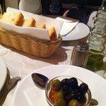 pan (brioche) olivas
