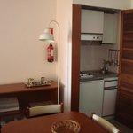 A mini cozinha