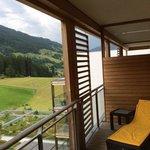 Balcony #2 of deluxe suite 625
