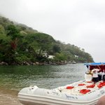 The speed boat (Hidden Mexico)