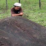 Some hieroglyphics (Hidden Mexico)