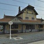 Historischer Bahnhof de Haan