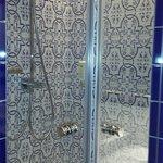 La salle d'eau magnifique