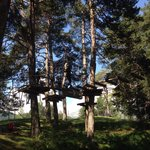 X-Trees Hochseilgarten Serfaus