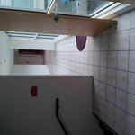 Protective hallway