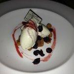 Pistachio Ice Cream at Portofino