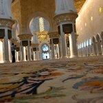 tapete feito por artesãos iranianos