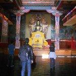 temple at norbulingka