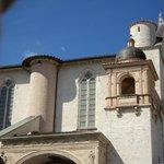 la Basilica dall'esterno