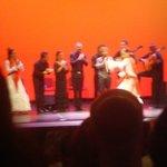 Finalização do Espetáculo Grande Gala Flamenca