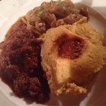 Uno dei piatti Aloch.