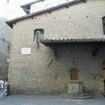 Casa y Museo de Dante Alighieri muy próximos al hotel