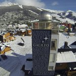 Galileo Boutique Hotel - Base del Cerro Catedral