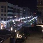Midnight from the Balcony