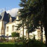 Le Château dans le Parc...