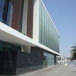 Lisboa - Parque das Nações -  edifici