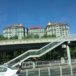 Hotel from the2nd ring road