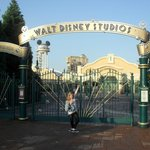 My girls loved Walt Disney Studio!