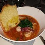 Zuppa di pesce sublime
