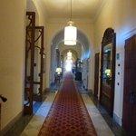 le couloir principal