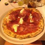 Pizza Serrano & Bufala!