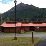 Kenai Wilderness Lodge- room