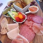 Meats & Cheeses platter