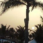 Lever de soleil - chambre atlantico