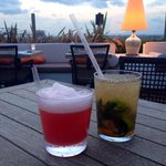 Great rooftop bar