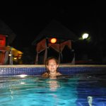 Night time dip :D