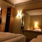 God service og god frokost og og bra rom det er ett bra hotel��
