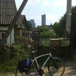 Vilnius' contrasts