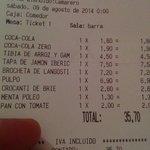 Cena perfecta para 2 Asturianos. ;-)