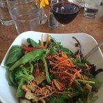 Thai Quoina salad