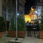 Caru Bere, Bucharest, Romania (outdoors)