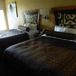 A Regular Room with 2 Queen Beds