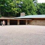 house at Kentuck Knob