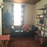 double room in the casita