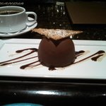 chocolate bombe