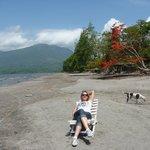 Tranquilidad y relajamiento en las playas de la Isla