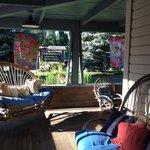 Fantastic porch