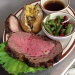 Top quality Certified Angus Prime Rib!