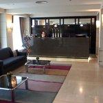 K+K Hotel am Harras Rezeption