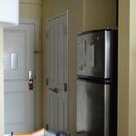 kitchen/closet