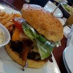 Spicy Burger