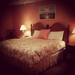 Foto de The Rose Bed and Breakfast