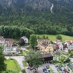 View from Hohenschwangau