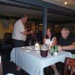 Reception at Sea Hags